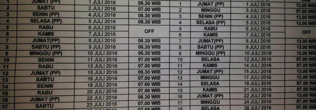 Jadwal Penyeberangan Karimunjawa Lebaran 2016