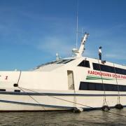 Kapal KMC Kartini Semarang Karimunjawa