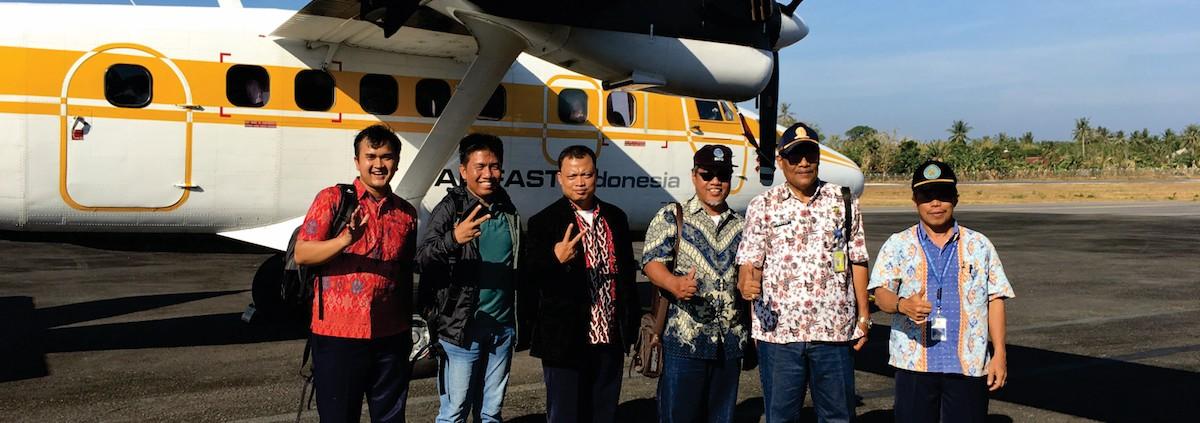 BMKG Pasang Alat Navigasi Udara di Bandara Dewadaru Karimunjawa