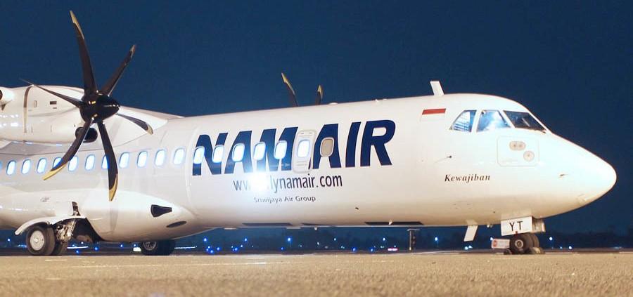 NAM AIR ATR72 KARIMUNJAWA