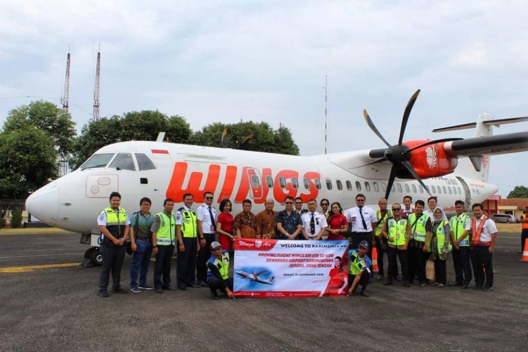 Paket Wisata Karimunjawa Wings Air Layani Rute Penerbangan Karimunjawa