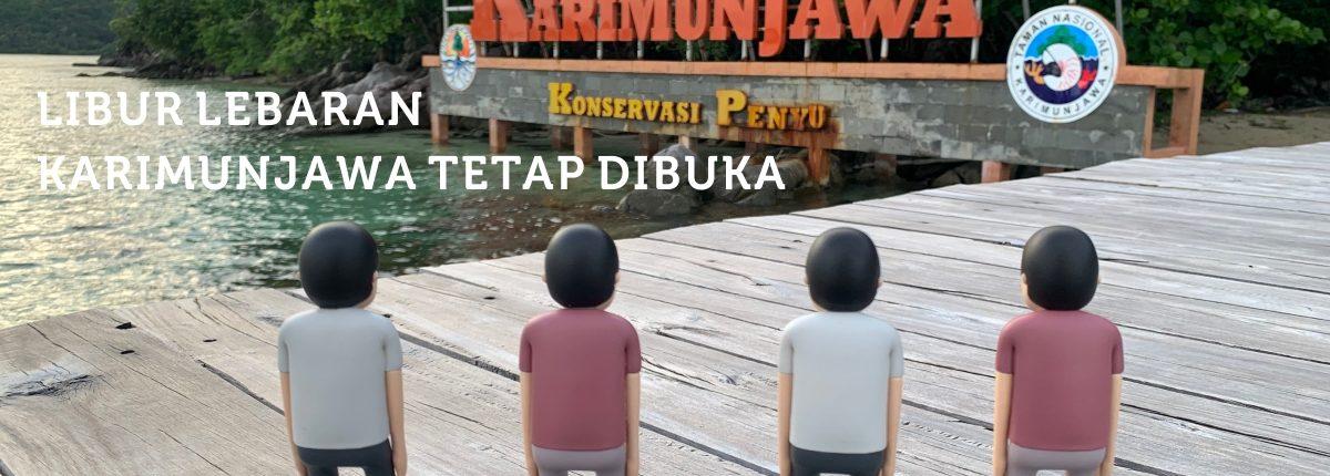 Libur Lebaran 2021 Wisata Karimunjawa Tetap Dibuka